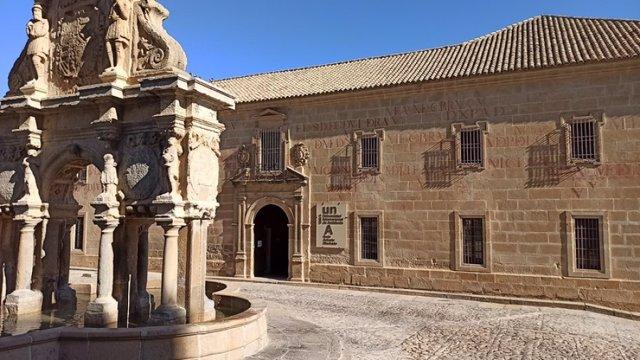 Archivo - Sede Antonio Machado de la UNIA en Baeza