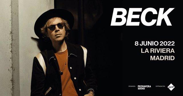 Archivo - El cantante Beck