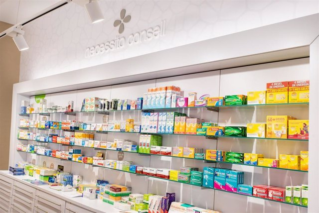 Archivo - Farmacia asociada a Ecoceutics