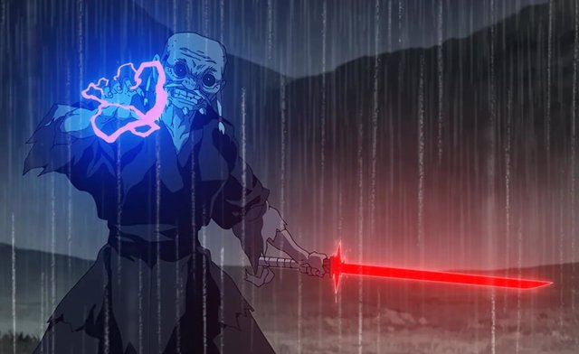 Archivo - ¿Es Star Wars: Visions Canon En La Guerra De Las Galaxias?