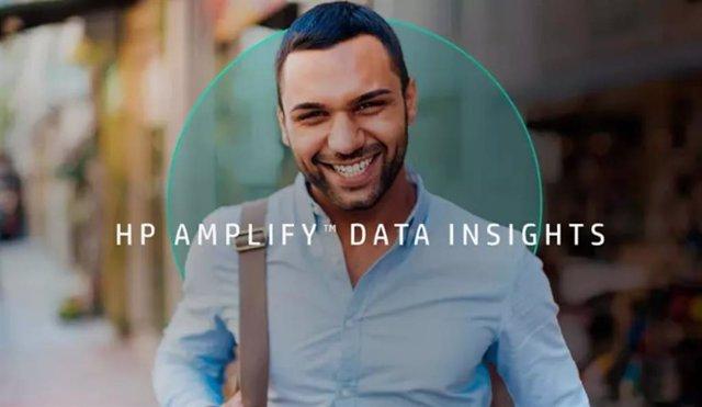 HP Amplify Data Insights.