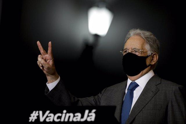 El expresidente de Brasil Fernando Henrique Cardoso