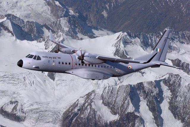 Avión de Airbus C295