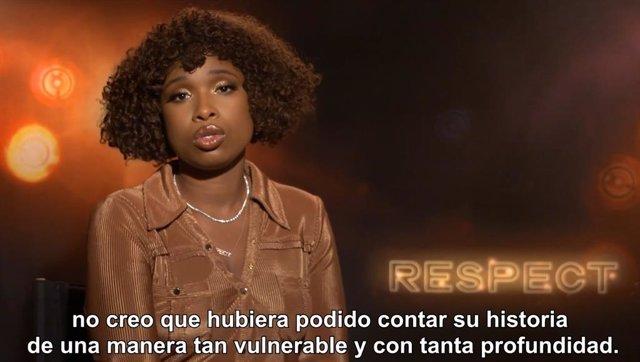 """Jennifer Hudson protagoniza Respect: """"Mis vivencias personales me han ayudado a contar la historia de Aretha Franklin"""""""
