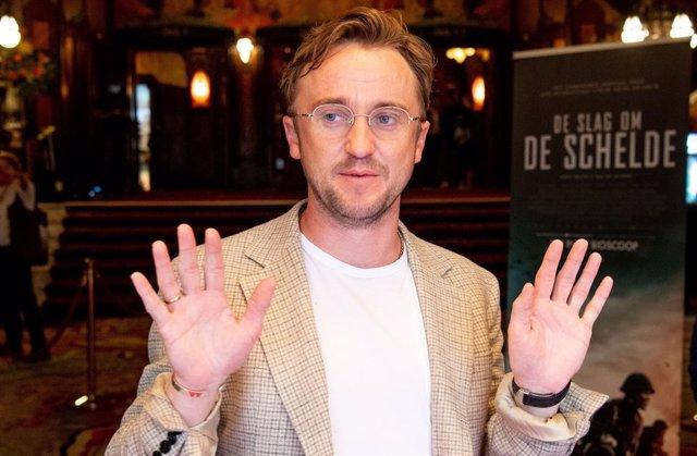 Tom Felton, Draco Malfoy en Harry Potter, sufre un colapso durante la la Ryder Cup