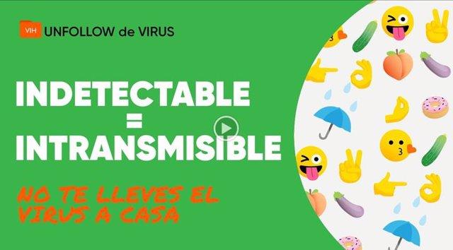 Gilead y Apoyo Positivo lanzan el canal de youtube 'Unfollow de virus' acabar con el VIH y su estigma