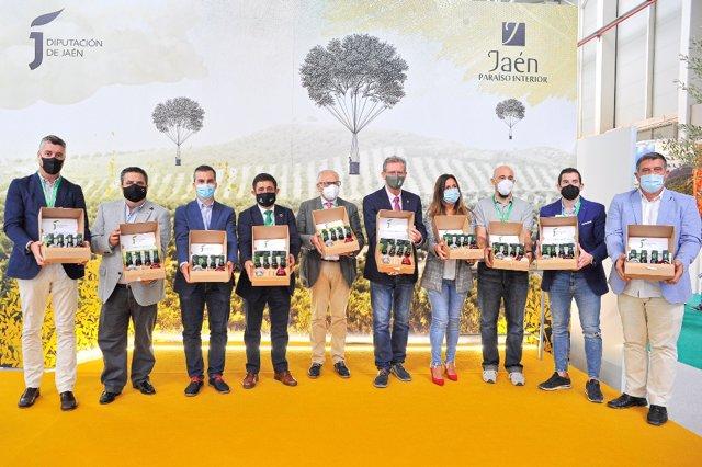 Presentación de la caja caja de los 'Jaén Selección'