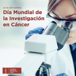 Día Mundial de la Investigación en Cáncer.