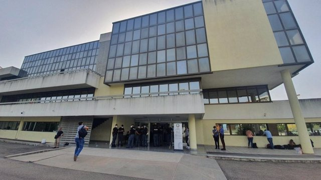 Tribunal d'Apel·lació de Sàsser, a Sardenya (Itàlia)