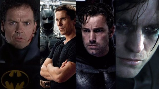 De Michael Keaton a Robert Pattinson: Todos los Batman del cine reunidos en el tráiler de DC FanDome