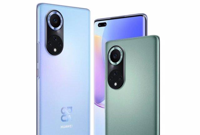 Huawei Nova 9 Pro.