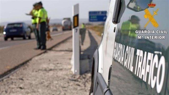 Archivo - Guardia Civil de Tráfico
