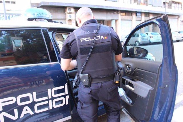 IMAGEN ARCHIVO DE LA POLICÍA NACIONAL