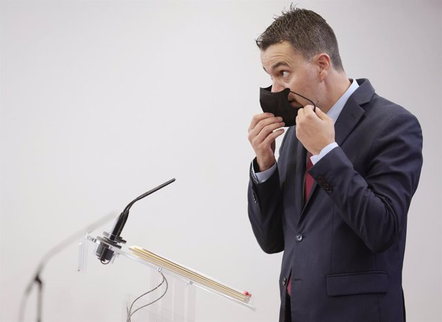 El diputat per Tenerife i portaveu del PSOE al Congrés, Héctor Gómez Hernández