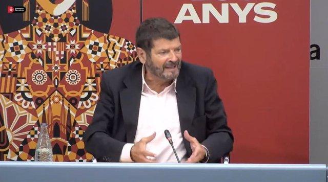 El tinent de seguretat de Barcelona, Albet Batlle