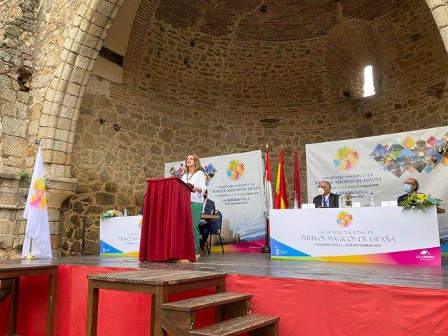 La vicepresidenta y ministra para la Transición Ecológica y el Reto Demográfico, Teresa Ribera.