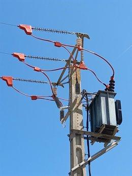 Torre elèctrica d'Endesa