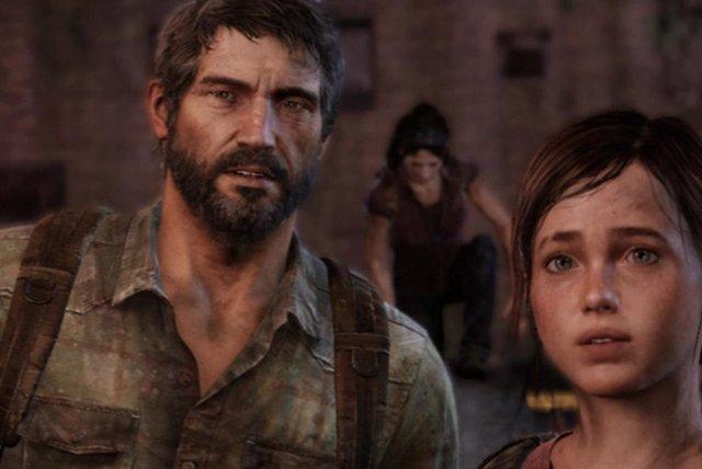 Joel y Ellie en The Last of Us