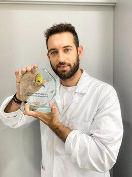 Guillermo Martín, farmacéutico, tuitero y bloguero, que está detrás de 'Farmacia Enfurecida'