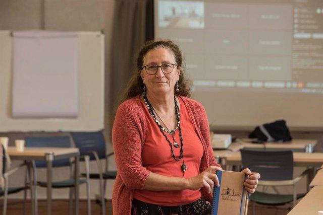 La coordinadora de la Estrategia de Cáncer de la Dirección General de Salud Pública y Participación de Baleares, Carmen Sánchez-Contador.