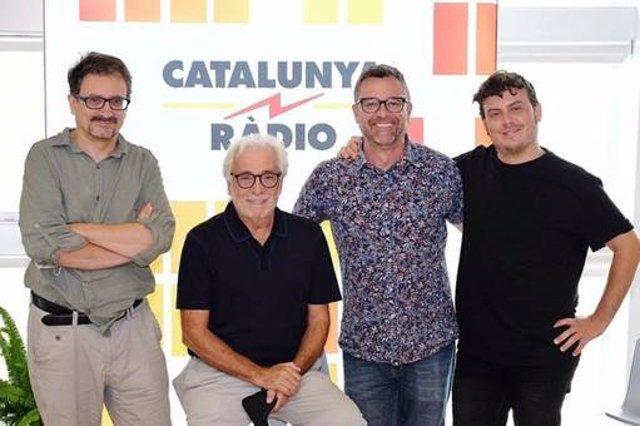 Catalunya Ràdio estrena la seva primera sèrie de ficció en àudio immersiu