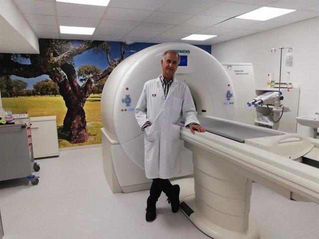 Especialista en Cardiología del Hospital HM San Francisco de León, Dr. Miguel Ángel Rodríguez García.