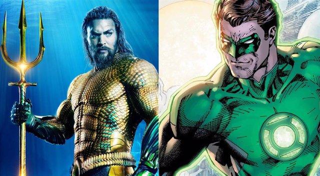 Filtrada la conexión de Aquaman 2 con Green Lantern
