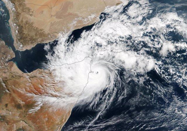 Archivo - Ciclón Gati