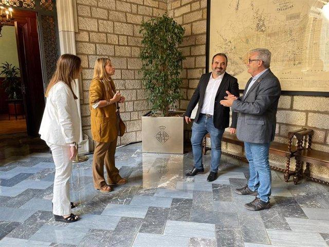 El periodista Joan Castelló s'incorpora al grup municipal de BCN Canvi