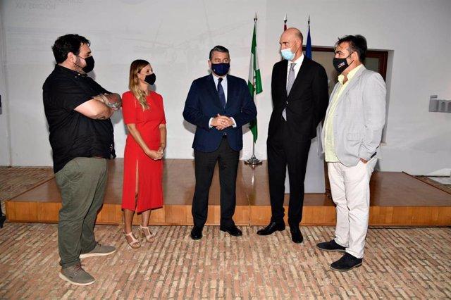 Acto de entrega de los XIV Premios Imagenera de Creación Documental sobre Andalucía