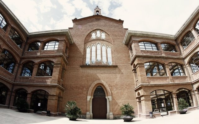 Archivo - La Universitat Abat Oliba (UAO CEU) en una imagen de archivo.