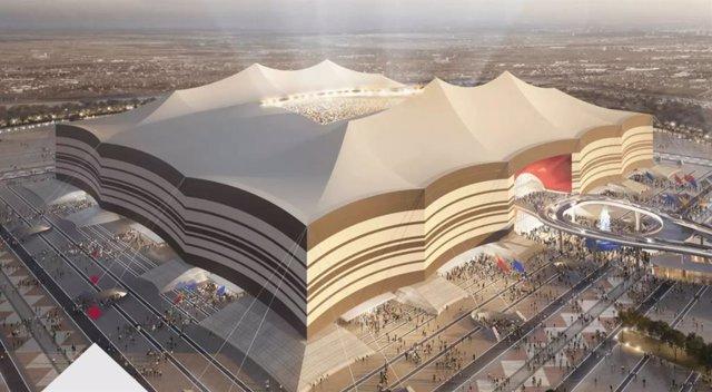 Proyecto del estadio Al Bayt