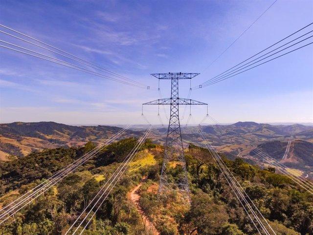 Sistema de transmisión eléctrica de Elecnor.