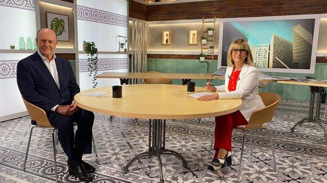 El president d'Automobile Barcelona, Enric Lacalle, entrevistat a 'Cafè d'idees'