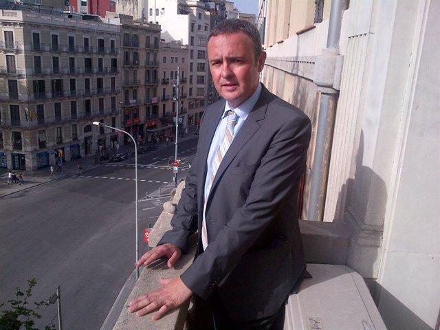 Archivo - Arxiu - El president de Barcelona Oberta, Gabriel Jené