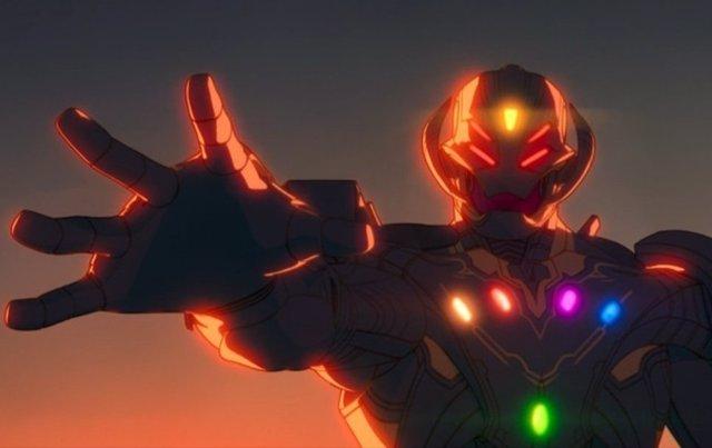 What If 1x08: Así arrebata Ultrón las Gemas del Infinito a Thanos