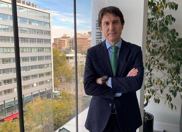 Archivo - Juan López-Belmonte, nuevo presidente de Farmaindustria para los próximos dos años