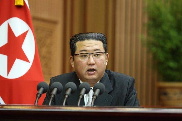 El líder nord-coreà, Kim Jong Un.