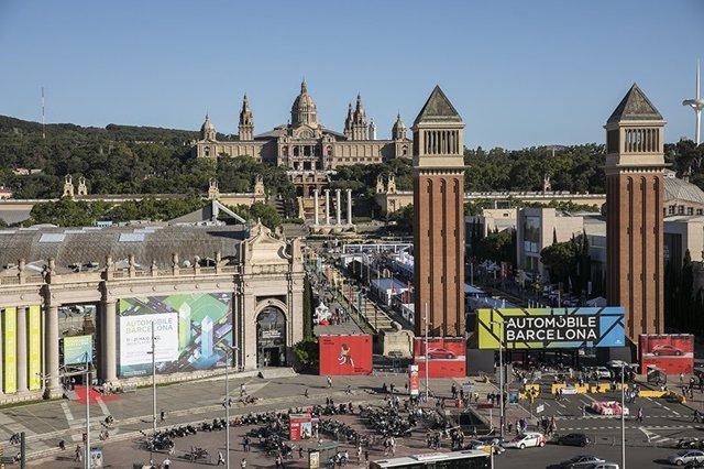 Archivo - El salón Automobile Barcelona de este año se celebrará del 8 al 18 de julio en Montjuïc