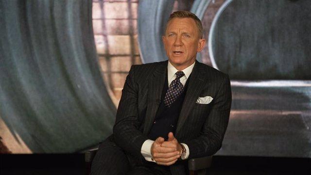 """Daniel Craig dice adiós a 007 en Sin tiempo para morir: """"Echaré de menos la presión de ser James Bond"""""""