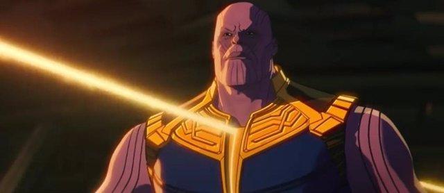 """Fans de Marvel, indignados con el Thanos de What If 1x08: """"Da pena"""""""