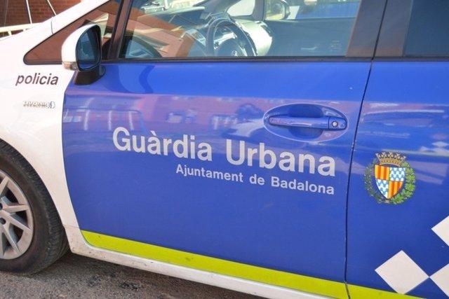 Archivo - Arxiu - Cotxe de la Guàrdia Urbana de Badalona