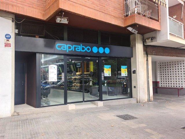 Nou supermercat de Caprabo a Reus (Tarragona)