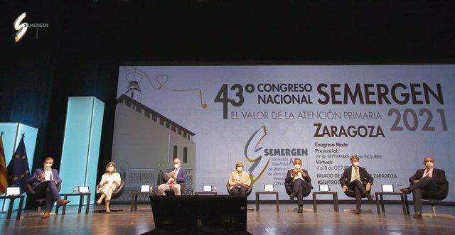 43º Congreso Nacional De La Sociedad Española De Médicos De Atención Primaria (SEMERGEN)