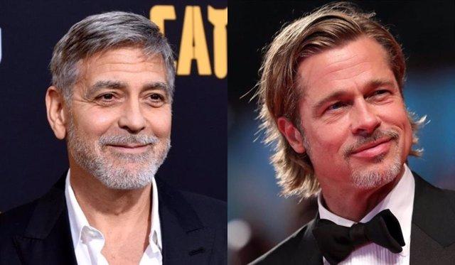 George Clooney y Brad Pitt protagonizarán la nueva película de Jon Watts para Apple