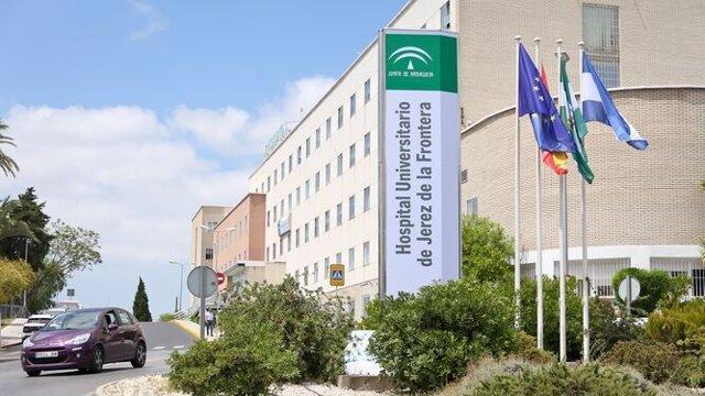 Archivo - Hospital Universitario de Jerez de la Frontera (archivo)