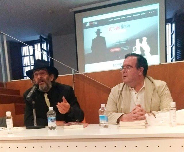 Javier García-Pelayo y José Manuel Cruz charlan sobre el juego