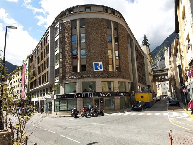 Archivo - Arxiu - Cambra de Comerç d'Andorra