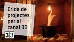 La CCMA i l'Icec preseleccionen 20 projectes audiovisuals en la convocatòria per al Canal 33