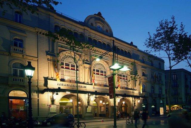 Archivo - Arxiu - El Gran Teatre del Liceu de Barcelona